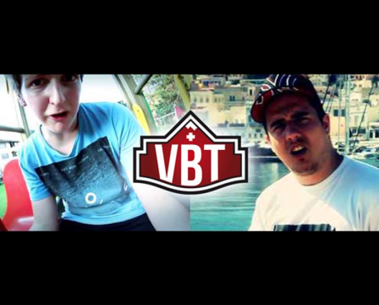 Visu vs. Iroas – VBT 2013 4tel
