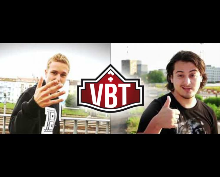 Jones Burnout vs. TMC Ries – VBT 2012 8tel