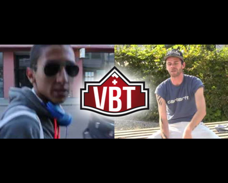 Rippa vs. Rap Kid – VBT 2012 8tel