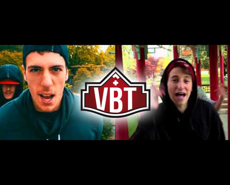 Die Anwohner vs. Trib&RapNose – Crew VBT 2014 8tel