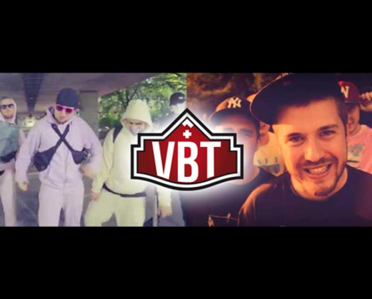 The Hajvans vs. Face Fucking Elephants – Crew VBT 2014 4tel