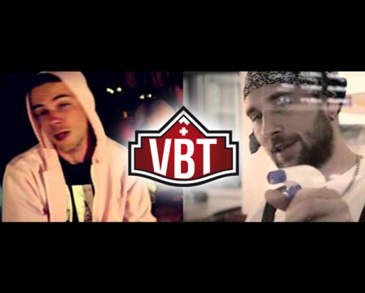 The Hajvans vs. Zensurap – Crew VBT 2014 8tel