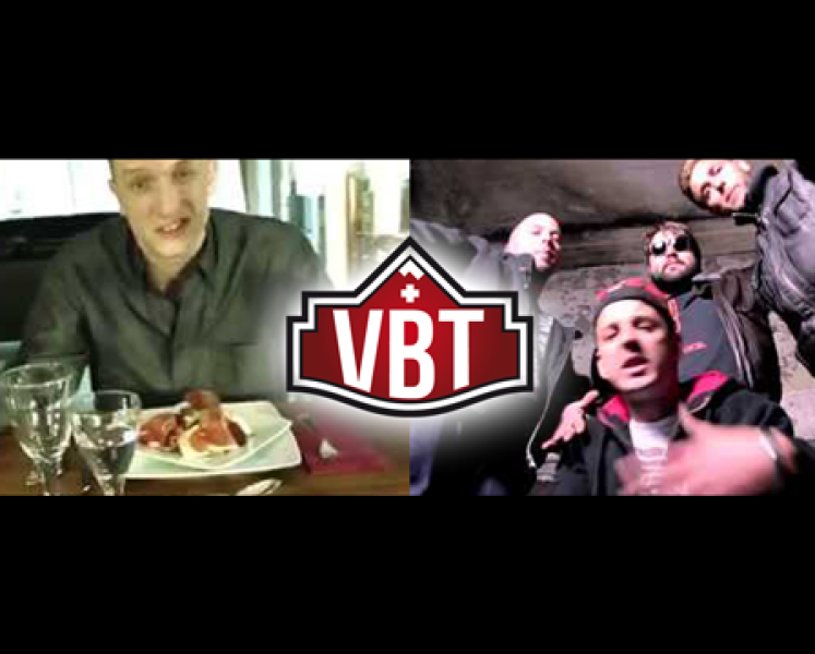 Loco Fellaz vs. ToRapSyndrom – Crew VBT 2014 8tel