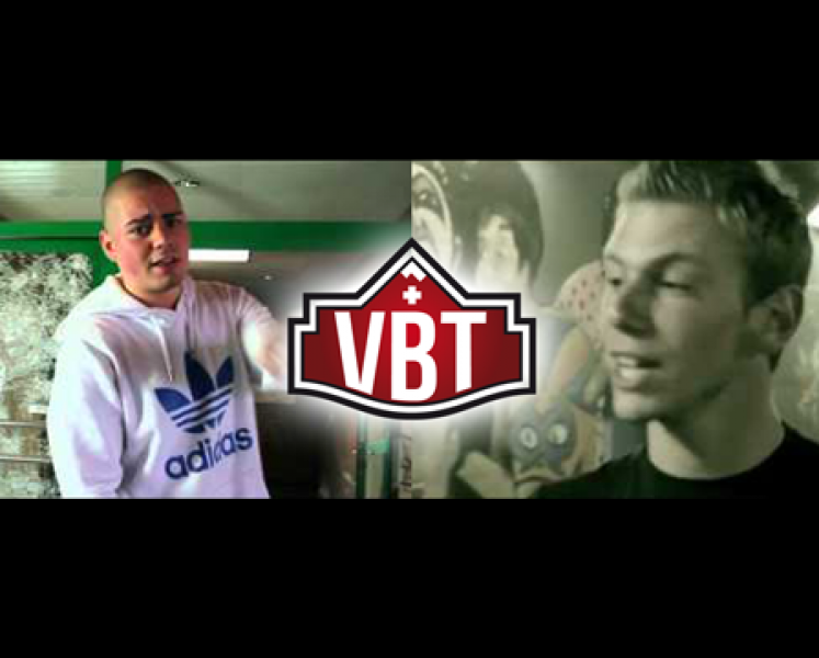 Bone vs. LiL Mafia – VBT 2012 4tel