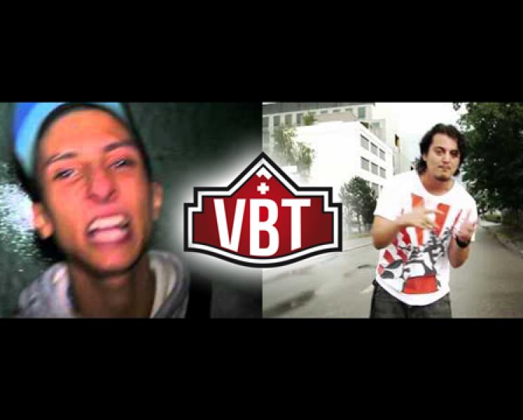 Jones Burnout vs. Rippa – VBT 2012 4tel